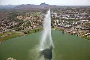 Autókölcsönzés Amerikai Egyesült Államok, Fountain Hills, AZ