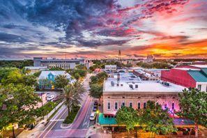 Autókölcsönzés Amerikai Egyesült Államok, Gainesville