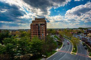 Autókölcsönzés Amerikai Egyesült Államok, Gaithersburg, MD