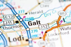 Autókölcsönzés Amerikai Egyesült Államok, Galt