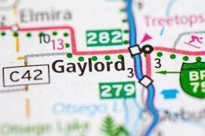 Autókölcsönzés Amerikai Egyesült Államok, Gaylord, MI
