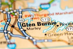 Autókölcsönzés Amerikai Egyesült Államok, Glen Burnie, MD