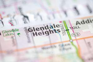 Autókölcsönzés Amerikai Egyesült Államok, Glendale Heights, IL