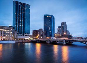 Autókölcsönzés Amerikai Egyesült Államok, Grand Rapids, MI