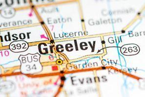 Autókölcsönzés Amerikai Egyesült Államok, Greeley, CO