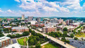Autókölcsönzés Amerikai Egyesült Államok, Greenville, SC