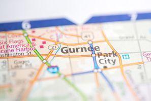Autókölcsönzés Amerikai Egyesült Államok, Gurnee, IL