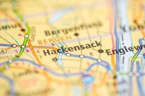 Autókölcsönzés Amerikai Egyesült Államok, Hackensack, NJ