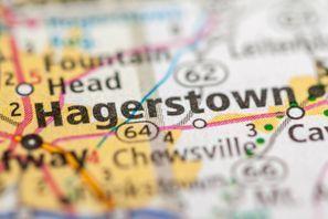 Autókölcsönzés Amerikai Egyesült Államok, Hagerstown, MD
