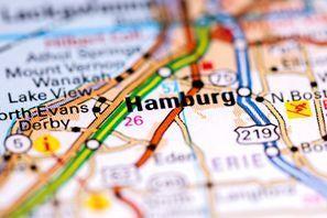 Autókölcsönzés Amerikai Egyesült Államok, Hamburg