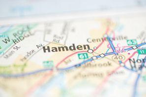 Autókölcsönzés Amerikai Egyesült Államok, Hamden, CT