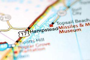 Autókölcsönzés Amerikai Egyesült Államok, Hampstead, NC
