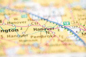 Autókölcsönzés Amerikai Egyesült Államok, Hanover, MA