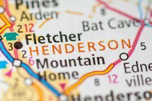 Autókölcsönzés Amerikai Egyesült Államok, Henderson, NC