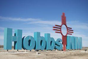 Autókölcsönzés Amerikai Egyesült Államok, Hobbs, NM