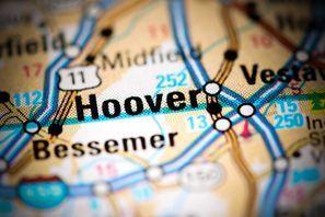 Autókölcsönzés Amerikai Egyesült Államok, Hoover, AL