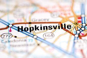 Autókölcsönzés Amerikai Egyesült Államok, Hopkinsville, KY
