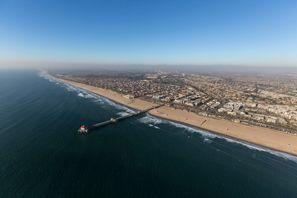 Autókölcsönzés Amerikai Egyesült Államok, Huntington Beach
