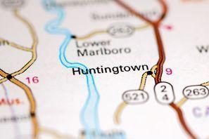Autókölcsönzés Amerikai Egyesült Államok, Huntingtown, MD