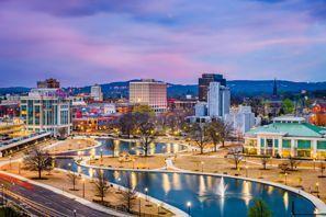 Autókölcsönzés Amerikai Egyesült Államok, Huntsville, AL
