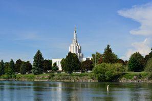 Autókölcsönzés Amerikai Egyesült Államok, Idaho Falls, ID