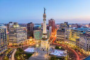 Autókölcsönzés Amerikai Egyesült Államok, Indianapolis, IN