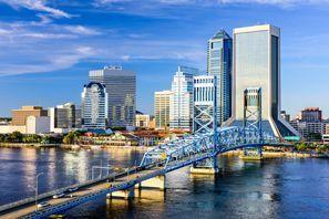 Autókölcsönzés Amerikai Egyesült Államok, Jacksonville