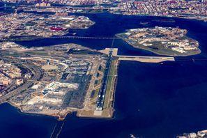 Autókölcsönzés Amerikai Egyesült Államok, JFK Repülőtér