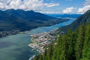 Autókölcsönzés Amerikai Egyesült Államok, Juneau, AK