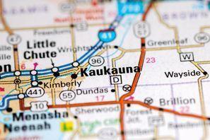 Autókölcsönzés Amerikai Egyesült Államok, Kaukauna, WI