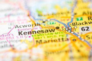 Autókölcsönzés Amerikai Egyesült Államok, Kennesaw, GA