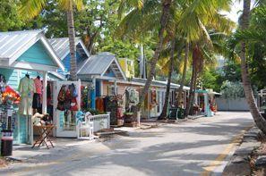 Autókölcsönzés Amerikai Egyesült Államok, Key West