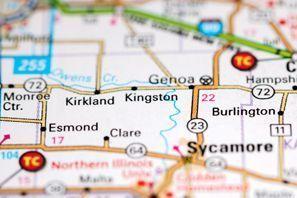 Autókölcsönzés Amerikai Egyesült Államok, Kingston