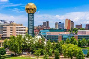 Autókölcsönzés Amerikai Egyesült Államok, Knoxville, TN