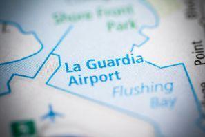Autókölcsönzés Amerikai Egyesült Államok, La Guardia Repülőtér