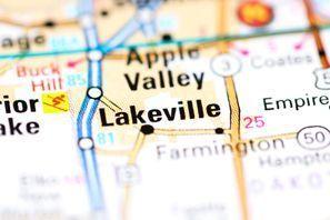 Autókölcsönzés Amerikai Egyesült Államok, Lakeville, MN