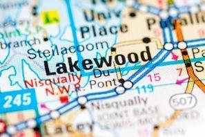 Autókölcsönzés Amerikai Egyesült Államok, Lakewood, WA