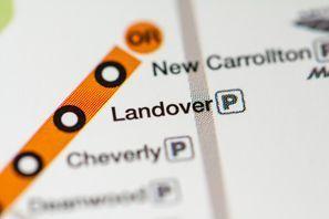 Autókölcsönzés Amerikai Egyesült Államok, Landover Hills, MD
