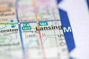 Autókölcsönzés Amerikai Egyesült Államok, Lansing, IL