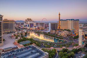Autókölcsönzés Amerikai Egyesült Államok, Las Vegas