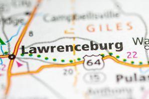 Autókölcsönzés Amerikai Egyesült Államok, Lawrenceburg, TN
