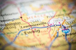 Autókölcsönzés Amerikai Egyesült Államok, Lawrenceville, NJ