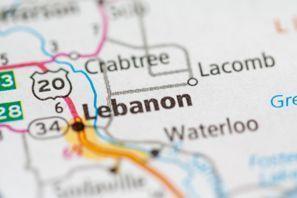 Autókölcsönzés Amerikai Egyesült Államok, Lebanon, OR