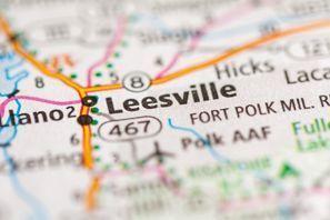 Autókölcsönzés Amerikai Egyesült Államok, Leesville, LA