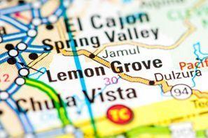 Autókölcsönzés Amerikai Egyesült Államok, Lemon Grove