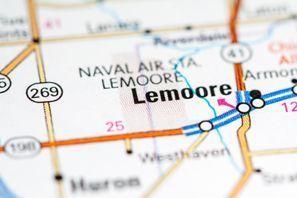 Autókölcsönzés Amerikai Egyesült Államok, Lemoore