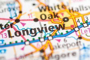 Autókölcsönzés Amerikai Egyesült Államok, Longview, TX