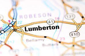 Autókölcsönzés Amerikai Egyesült Államok, Lumberton, NC