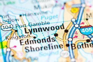 Autókölcsönzés Amerikai Egyesült Államok, Lynnwood, WA