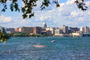 Autókölcsönzés Amerikai Egyesült Államok, Madison